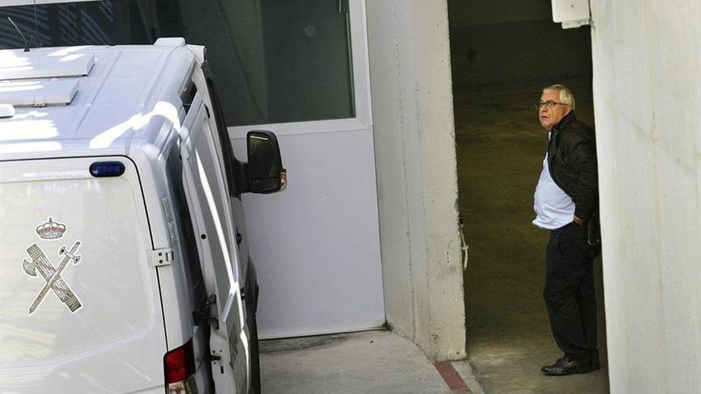 Andreu Viloca, el tesorero de CDC, pasa a disposición judicial por las presuntas comisiones ilegales