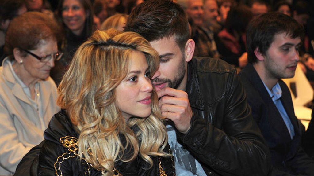 Confesiones de Gerard Piqué a Shakira