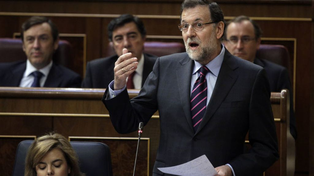 """Mariano Rajoy insiste en que lo """"peor de la crisis ha pasado"""""""