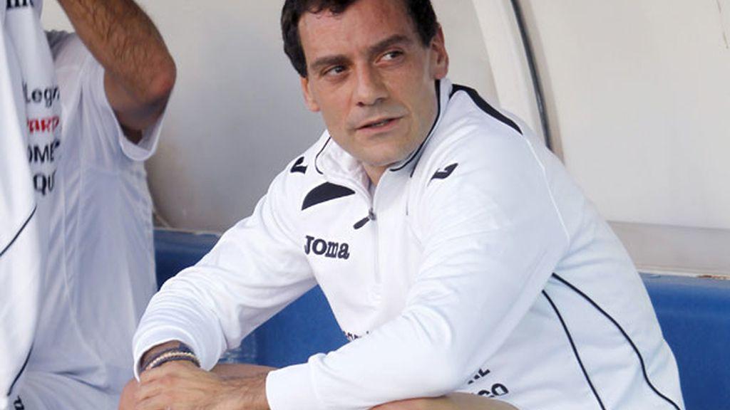 Omar Ayyashi, el marido de Cayetana Guillén Cuervo