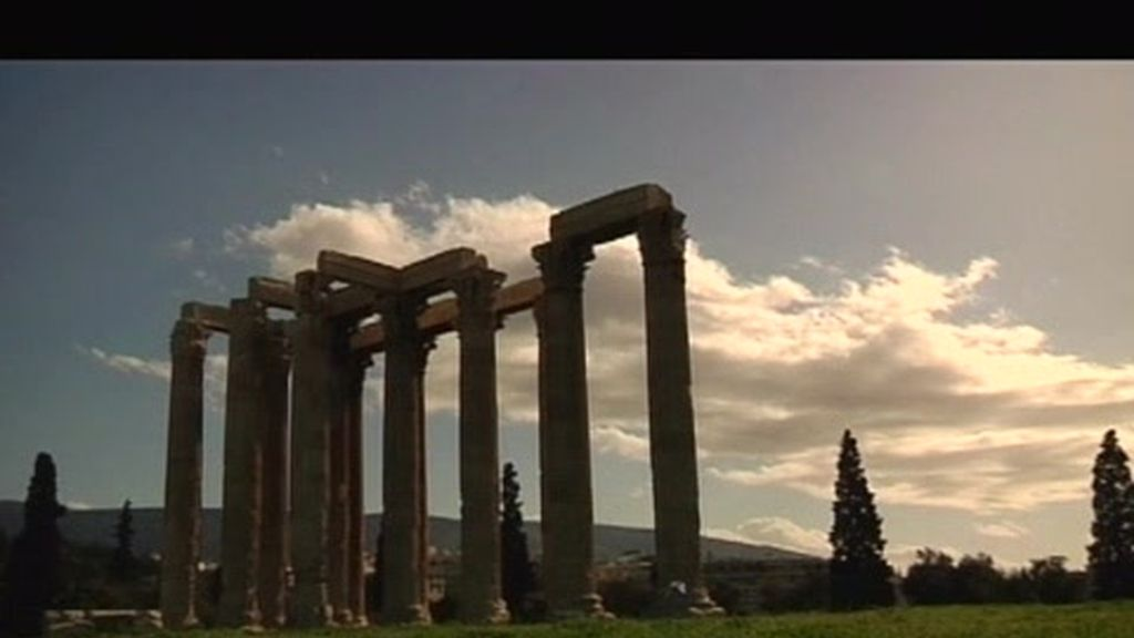 AVANCE. Callejeros Viajeros: Atenas