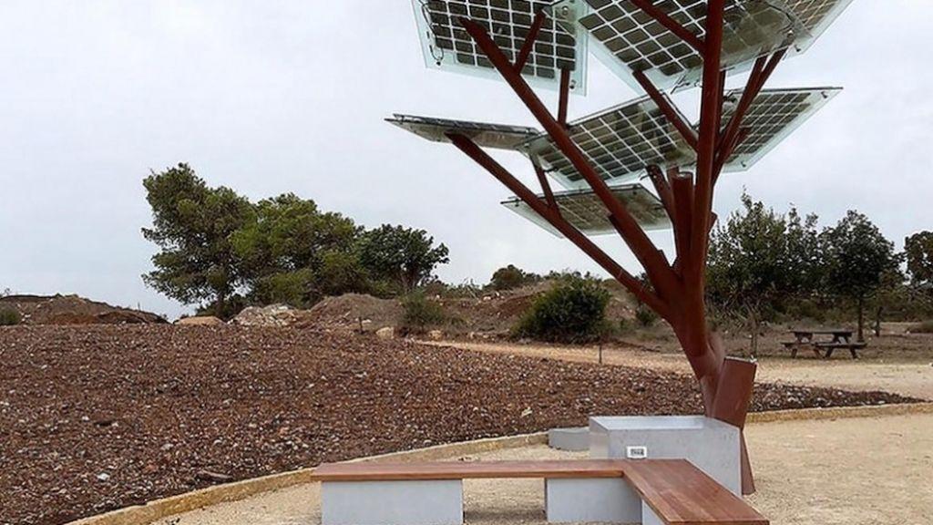 Árboles solares