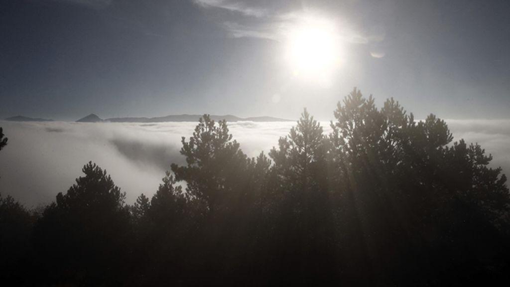 El tiempo se mantiene estable este domingo en casi toda España