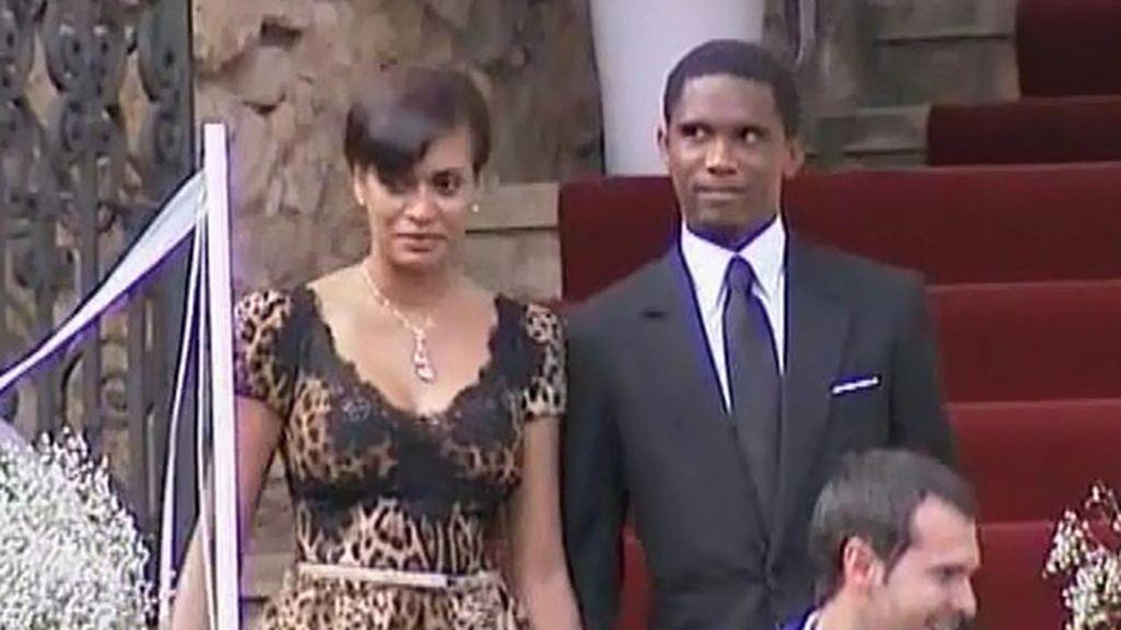 Georgette y Samuel