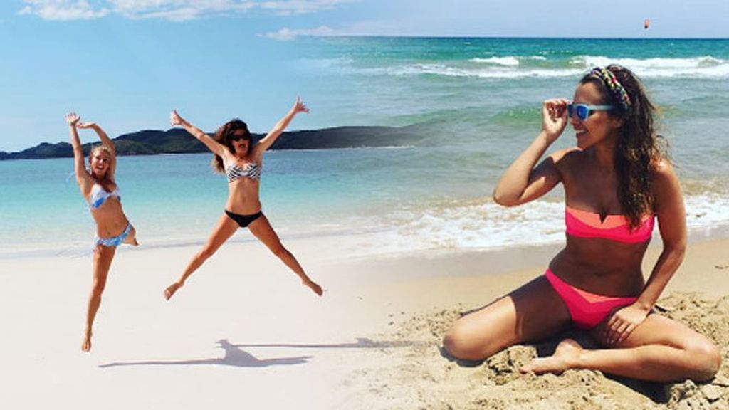 ¡Los vips ya han estrenado bikini y bañador!