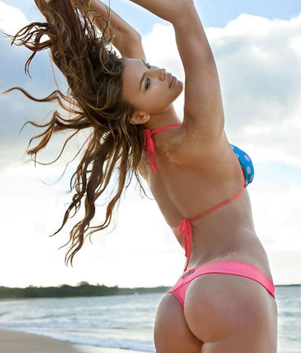 Sports Illustrated le quita el bikini a Irina Shayk, la novia de Cristiano Ronaldo
