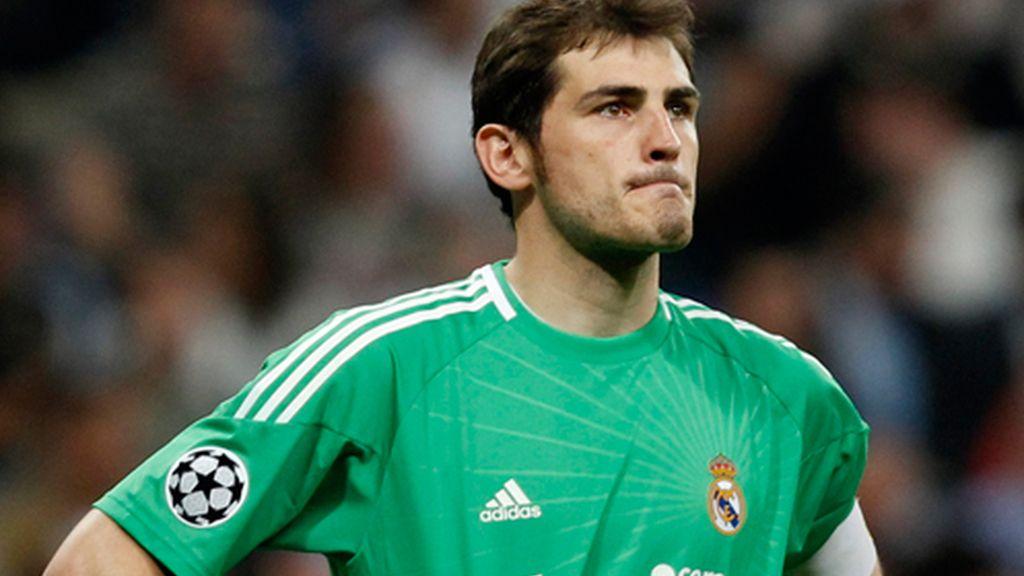 ¿Qué cara se le quedará a Casillas?
