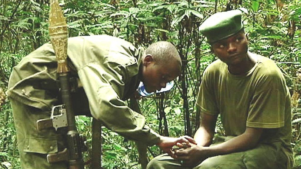 Dos miembros de las fuerzas de seguridad del país africano