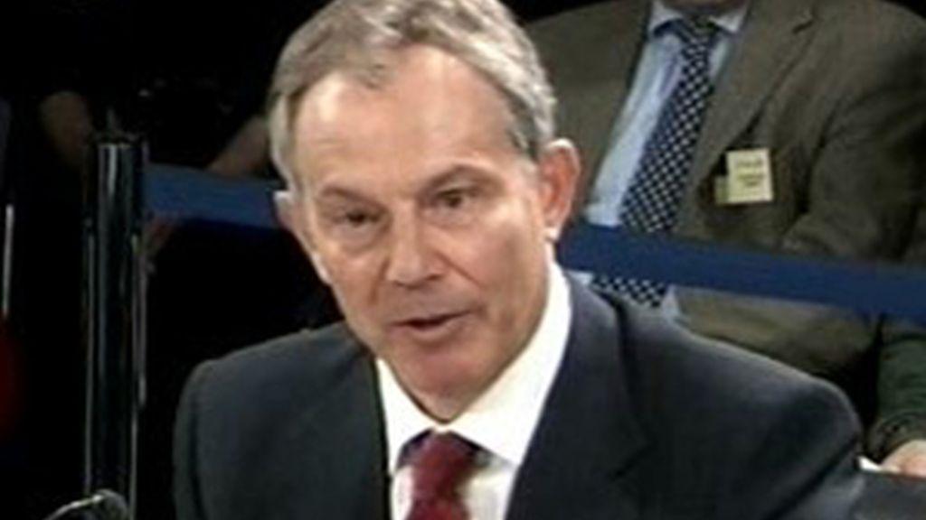 Blair se muestra convencido de que Israel suavizará el bloqueo sobre la franja de Gaza