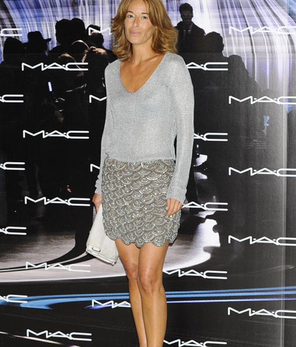 Mónica Martín Luque fue otra de las asistentes