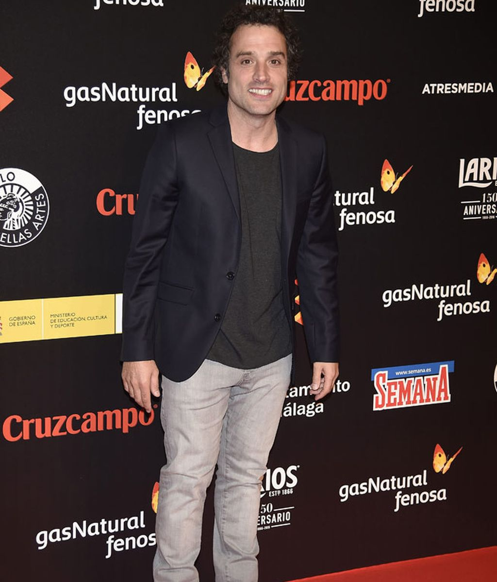 El actor y director Daniel Guzmán