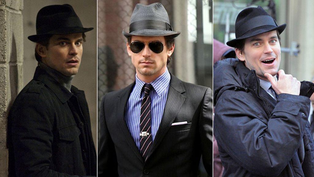 Matt Bomer: mil formas de ponerse un sombrero
