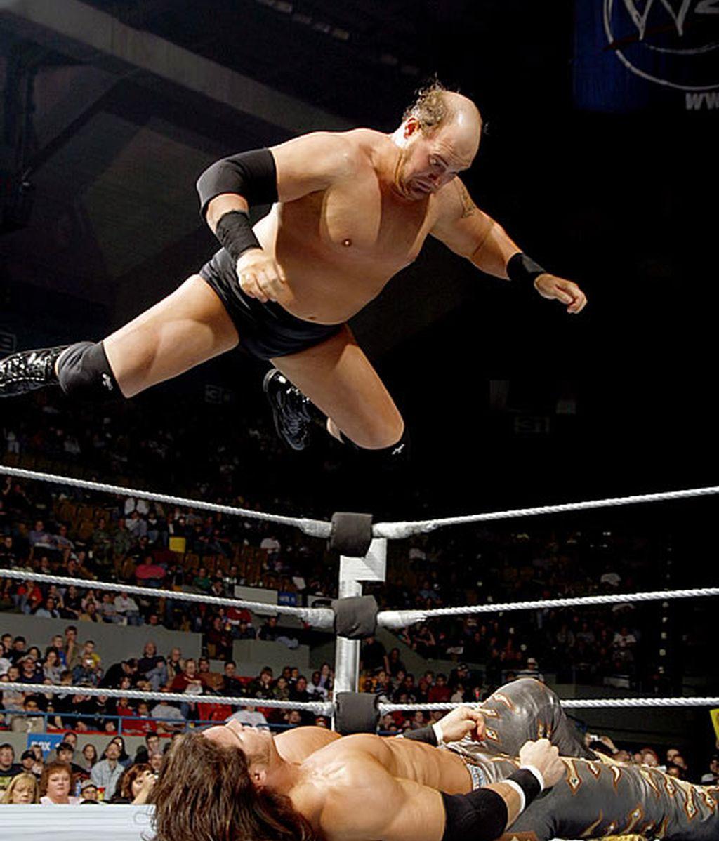 Momentos de las superestrellas en el ring