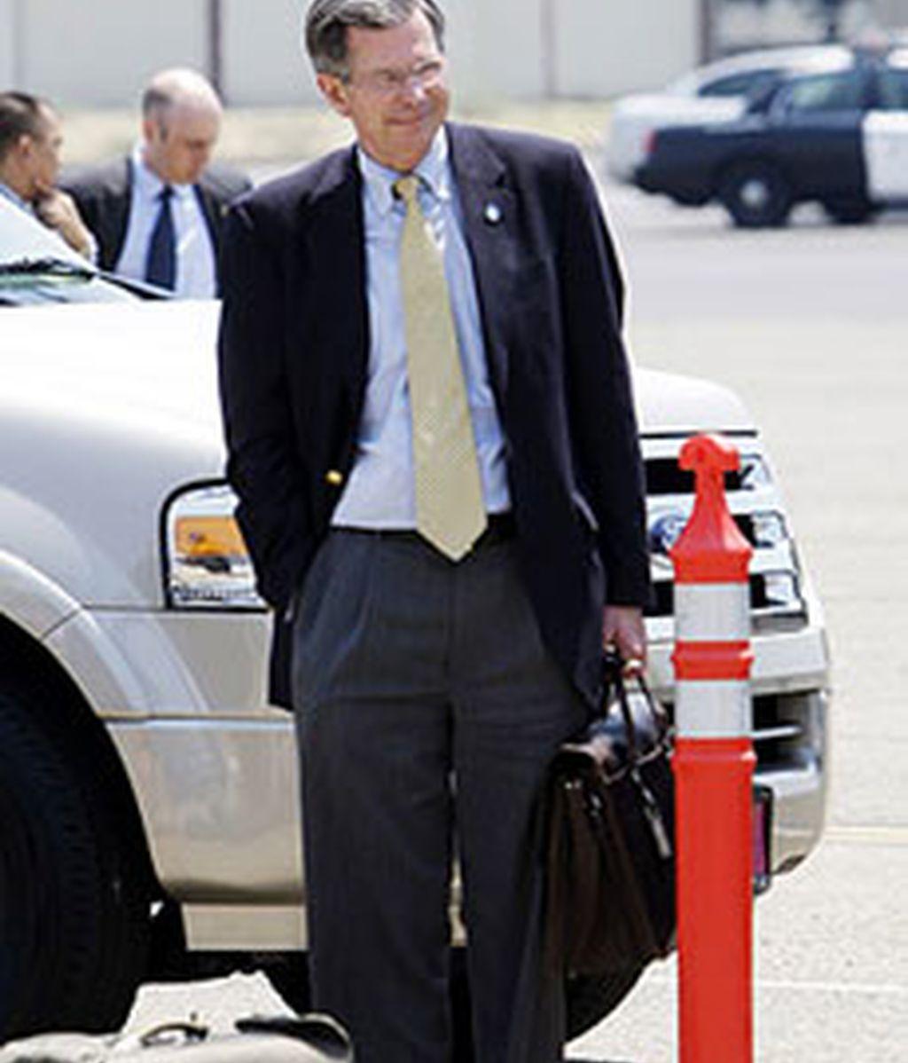 Charlie Black, uno de los asesores más importantes de John McCain, candidato republicano a la Casa Blanca.