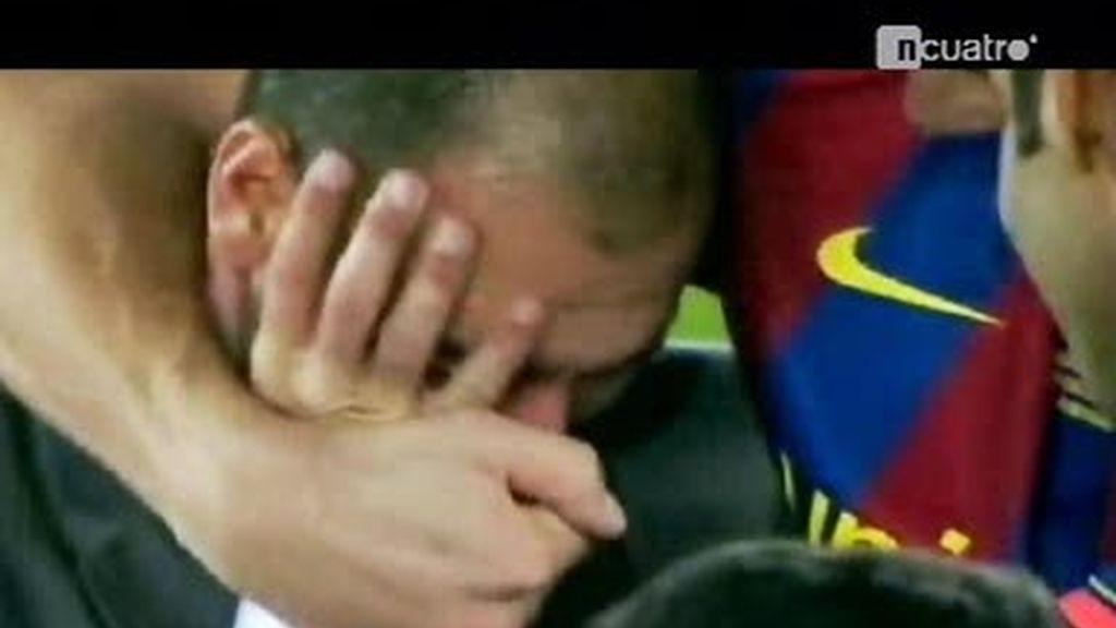 Las cláusulas del contrato verbal de Guardiola