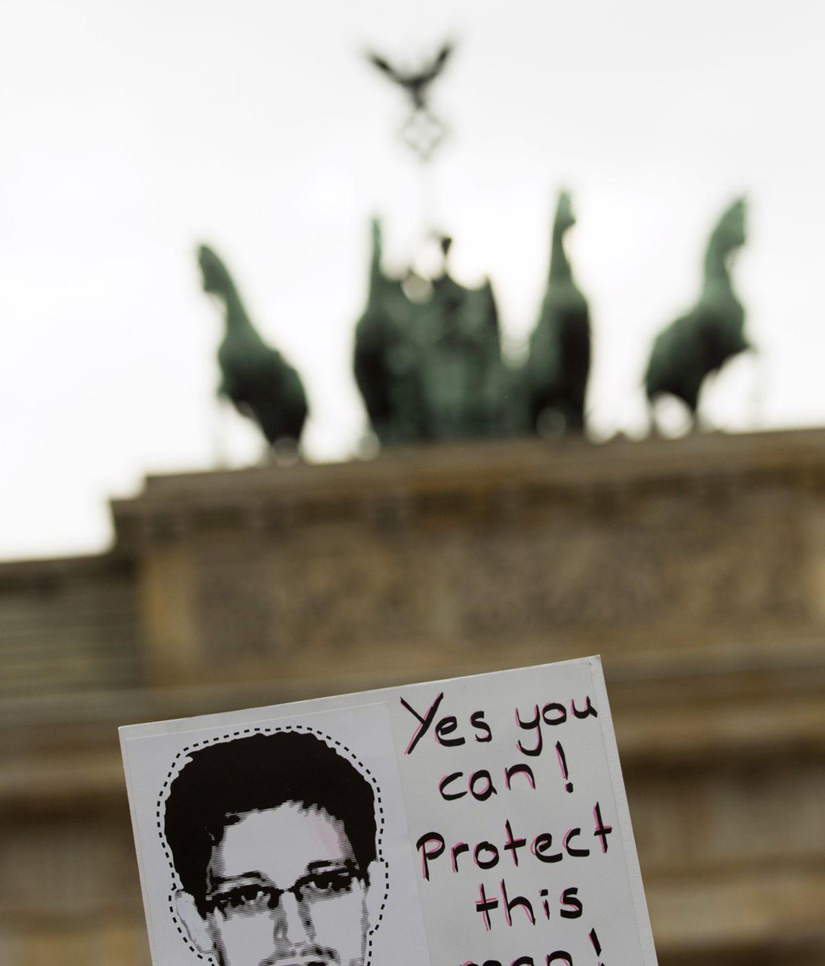Snowden. Foto: REUTERS