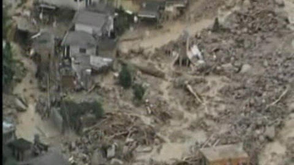 Más de 300 muertos en Brasil por las lluvias torrenciales