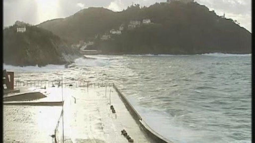 Temporal en Euskadi