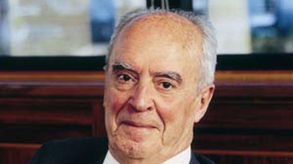 Rafael del Pino y Moreno, fundador de Ferrovial. Foto: Fundación Rafael del Pino