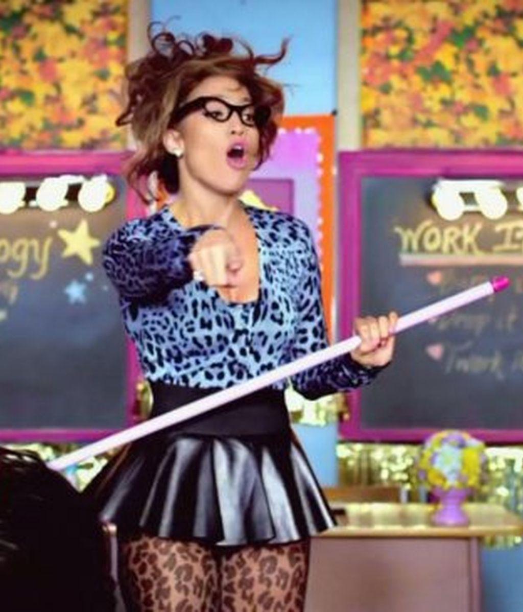 J. Lo se suelta el pelo en su último videoclip