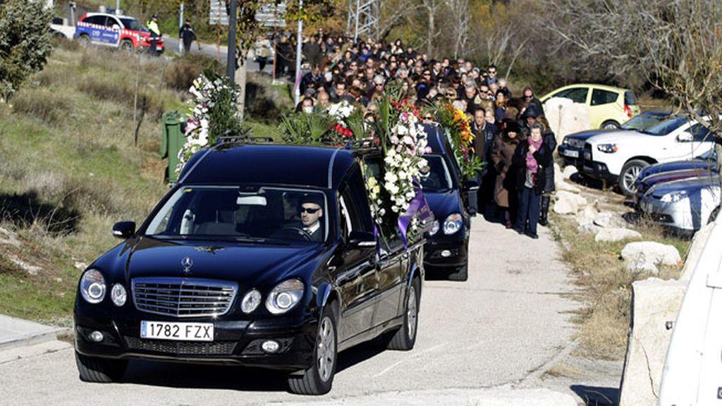 Funeral de María Teresa