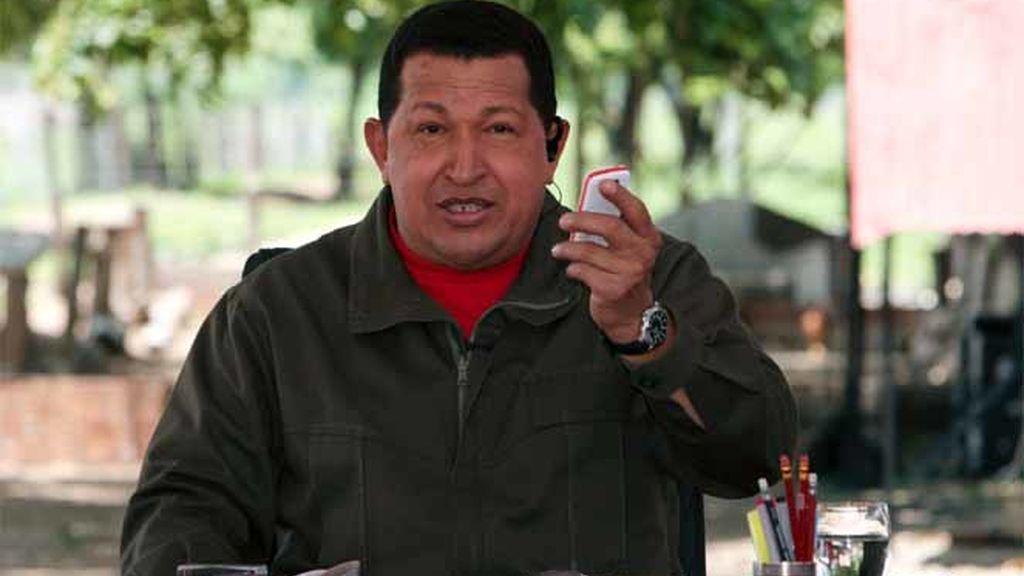 "Chávez en ""Aló presidente"""
