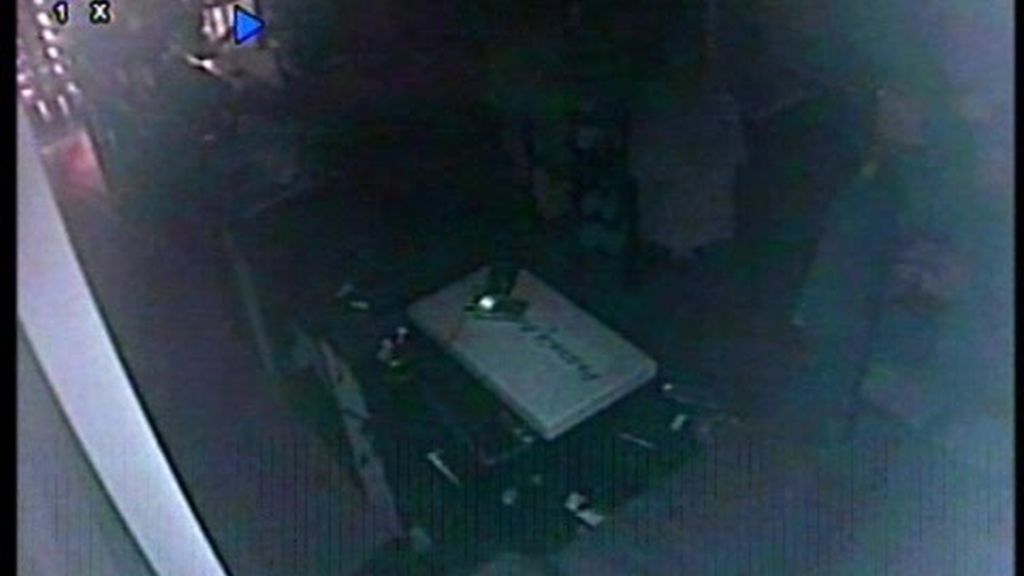 Nuevas imágenes de los altercados en Barcelona el 29-S
