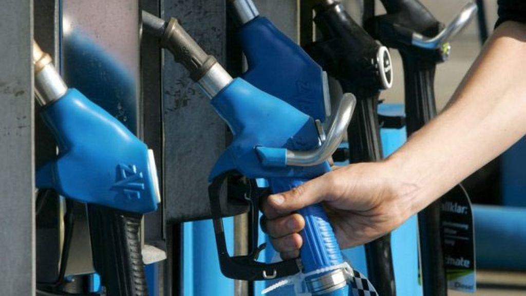 Descenso del precio de la gasolina