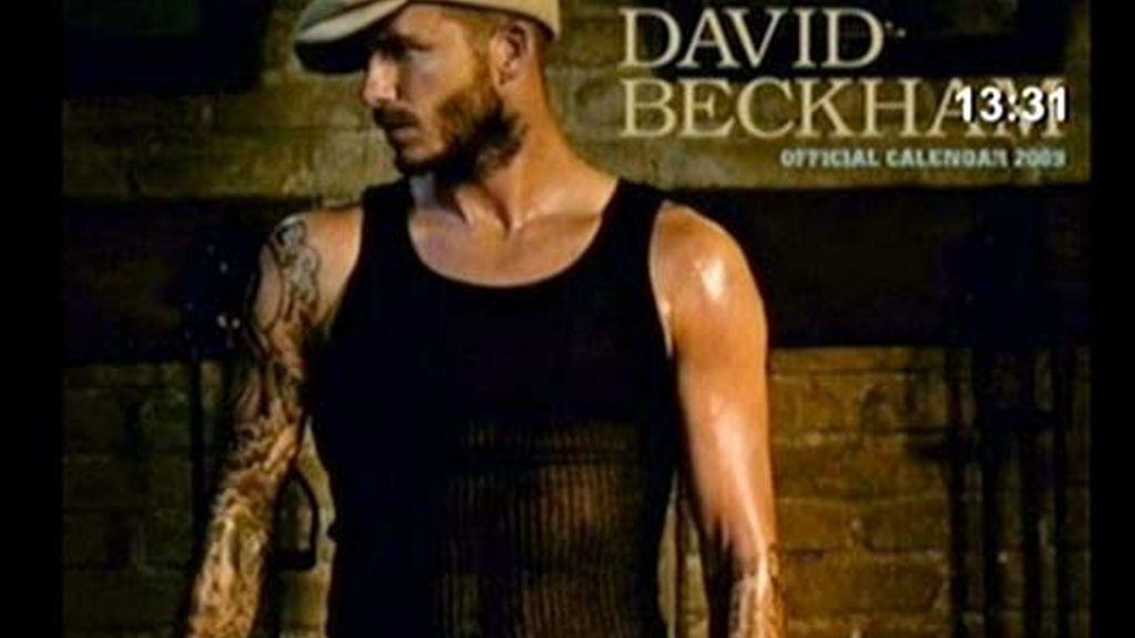 David Beckham...