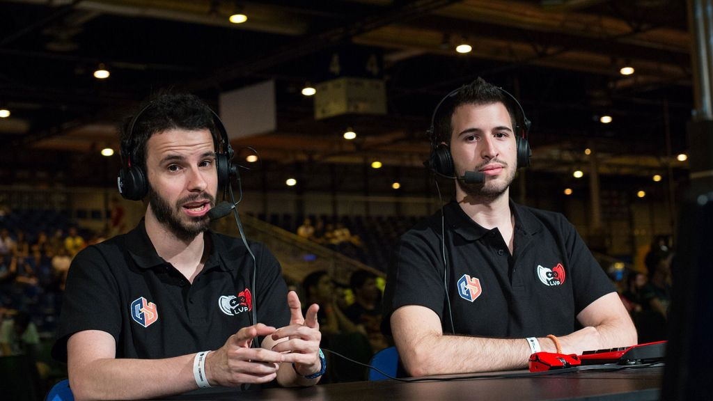 Ernesto 'BBQ' Folch, Ulises Prieto, LVP, caster, Final Cup 6