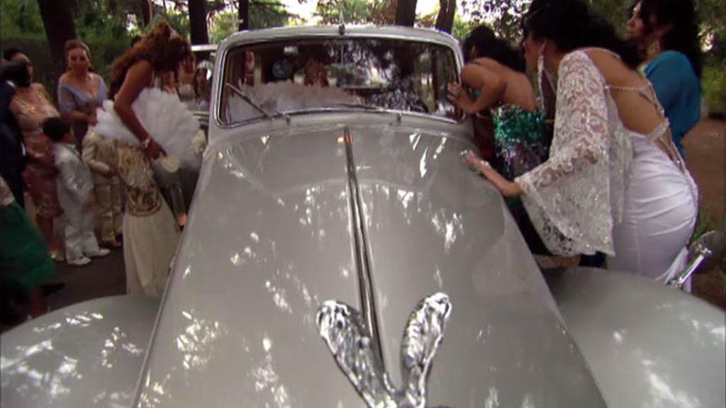 Boda Noemi Gipsy King : Del roneo a la boda en palabra de gitano