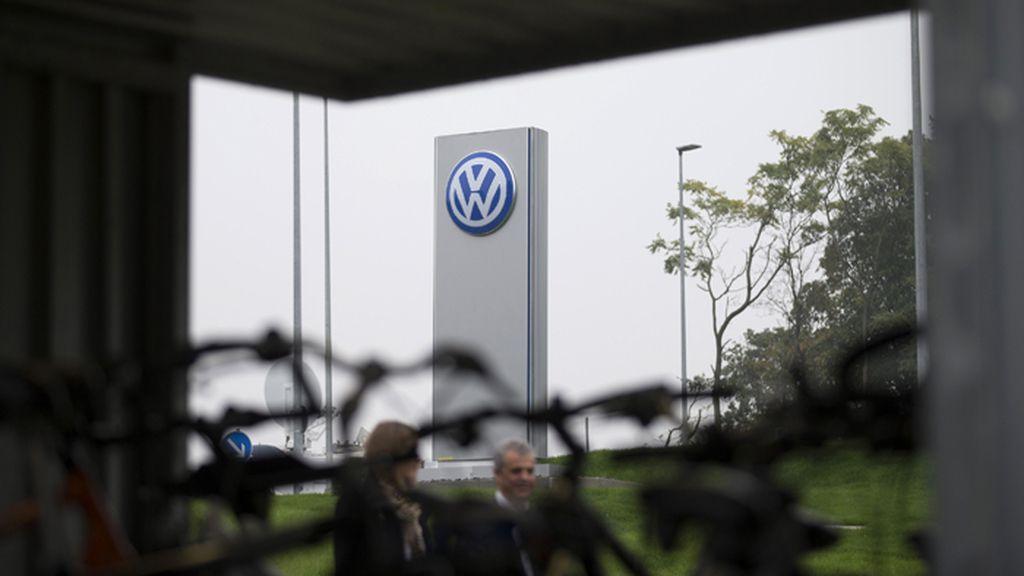 Sede central de Volkswagen en Wolfsburgo, Alemania