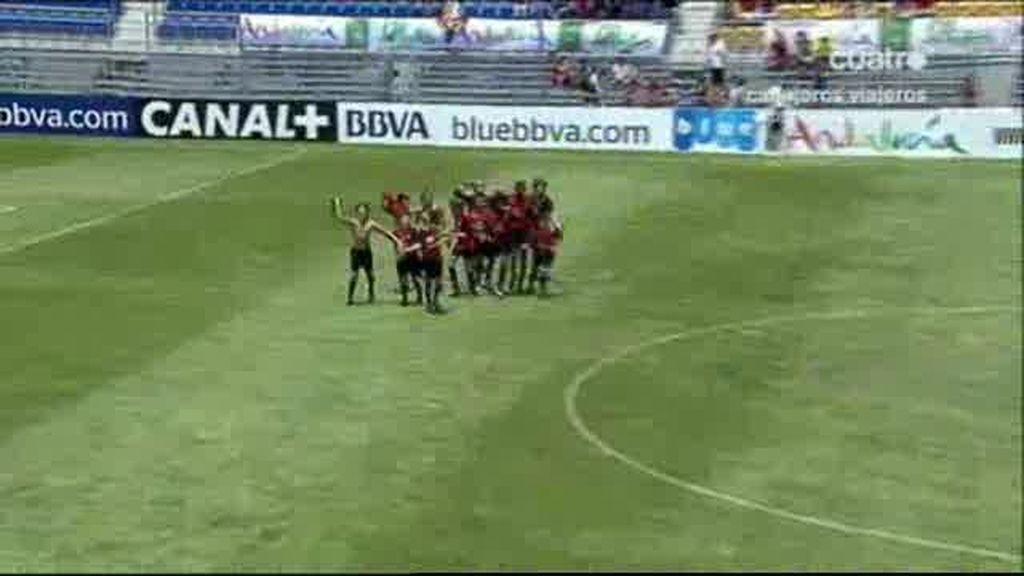 El Mallorca pasó a la final