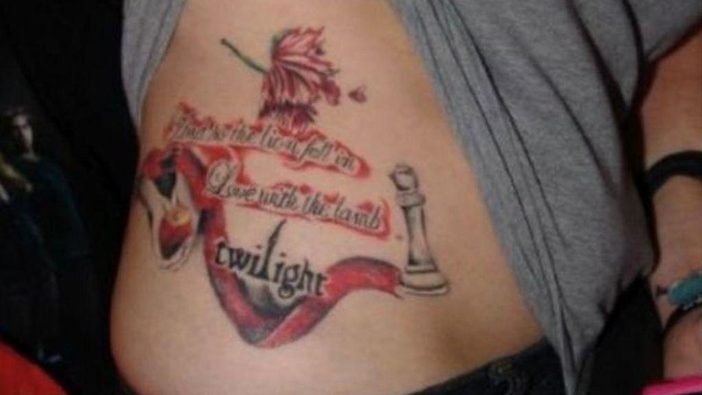 Cómo arrepentirte de tus tatuajes
