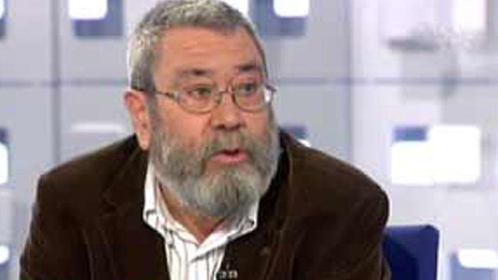 """Cándido Méndez: """"Urge que los bancos den créditos"""""""
