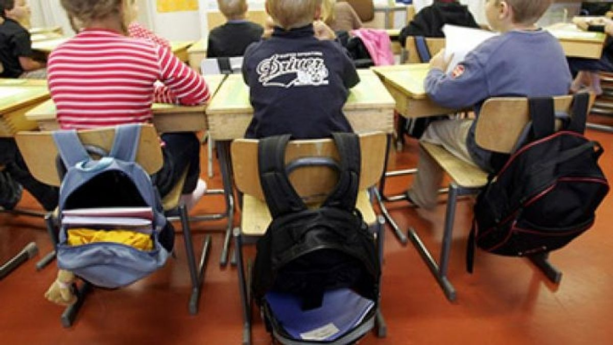 mochilas de los niños,peso de los libros,salud de los niños,mochila escolar