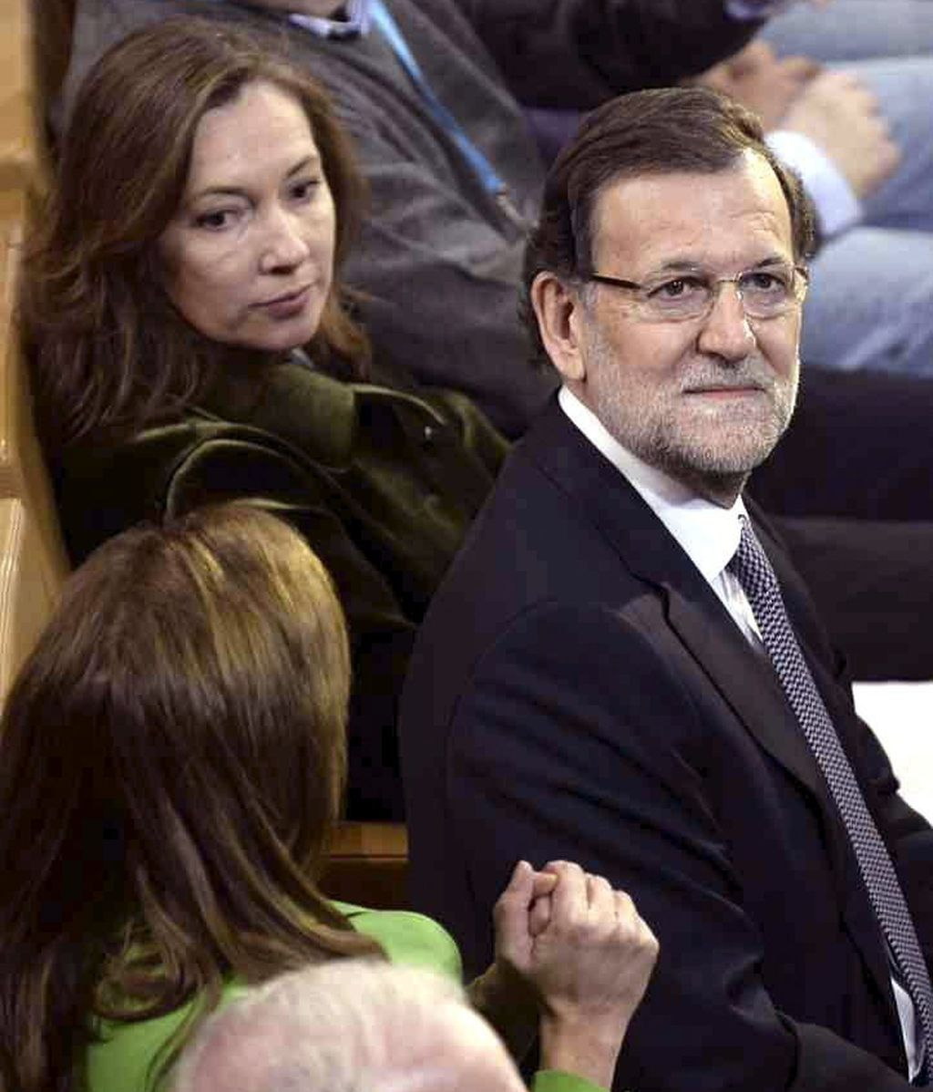 Rajoy, EFE.