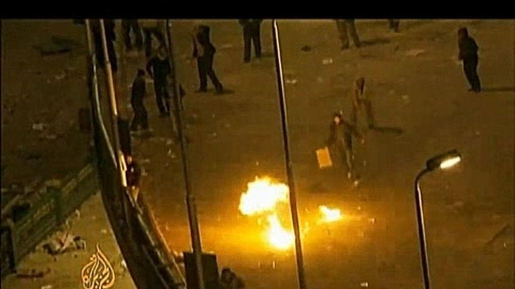 El diálogo aparca las protestas en Egipto