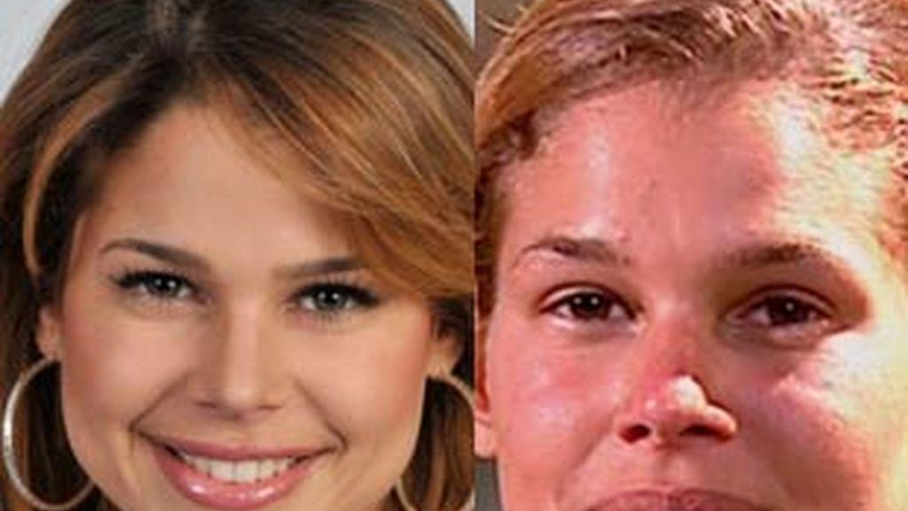 Antes y después de Ivonne
