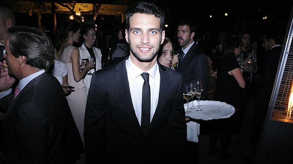 El guapo actor revelación del año, Jesús Castro