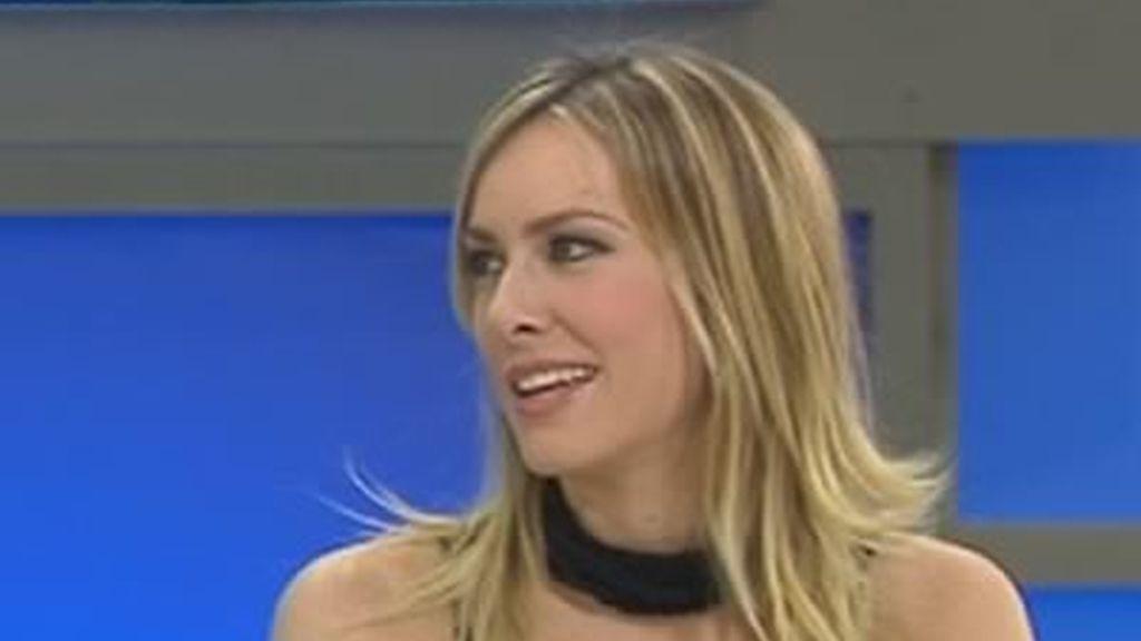 Kira Miró estuvo en Maracaná 06