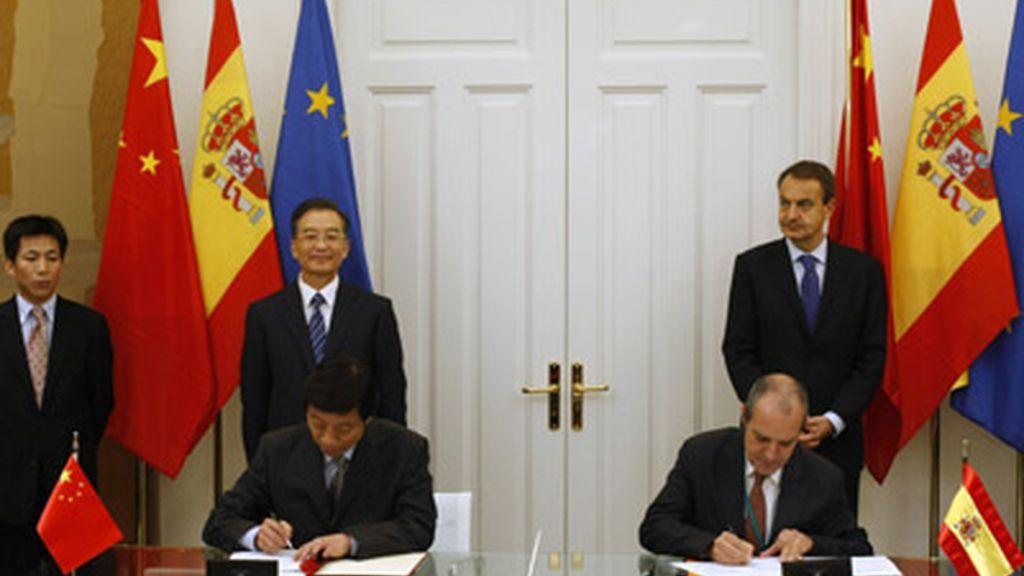 ACUERDO COMERCIAL CON CHINA