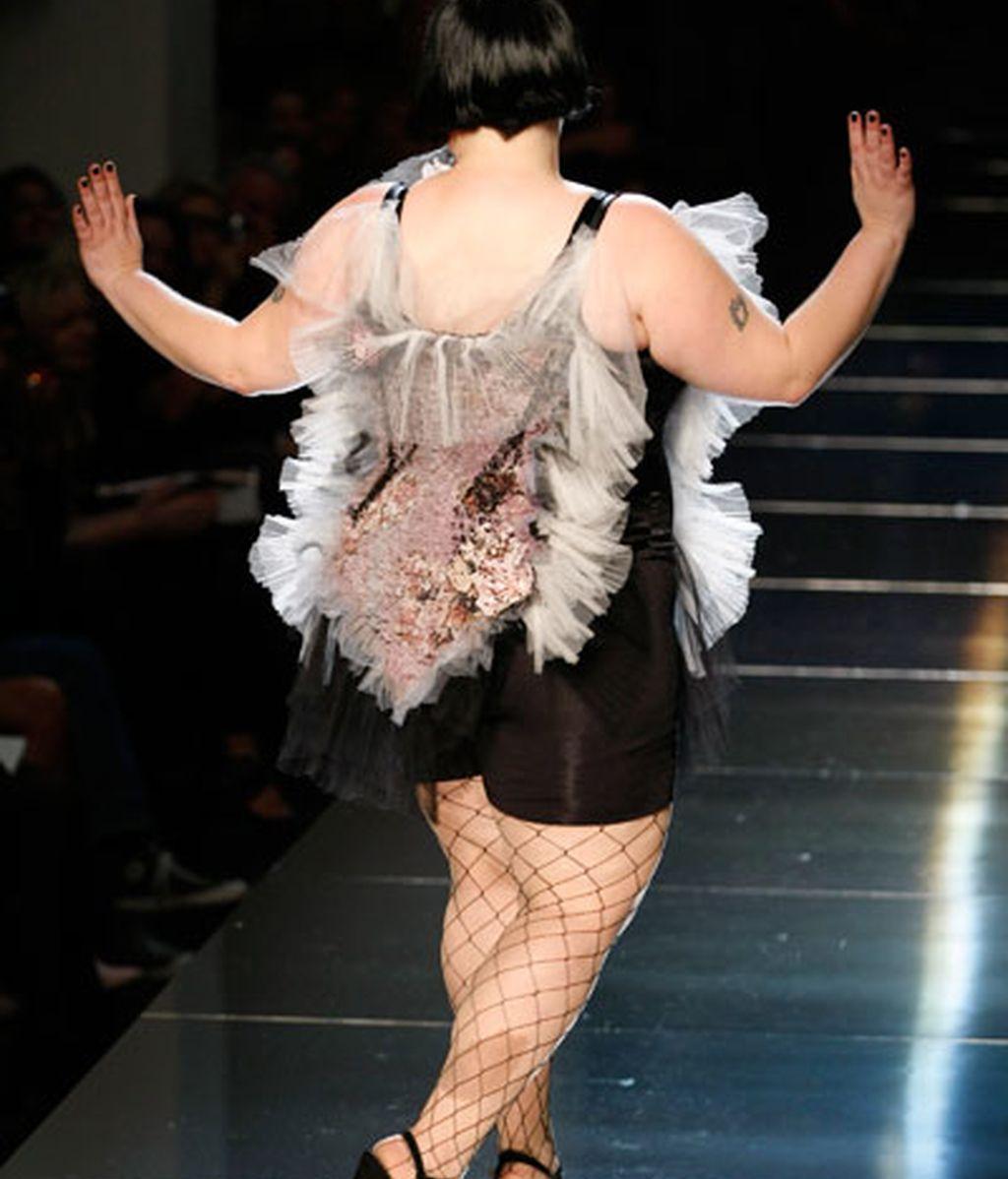 Gaultier revoluciona Paris