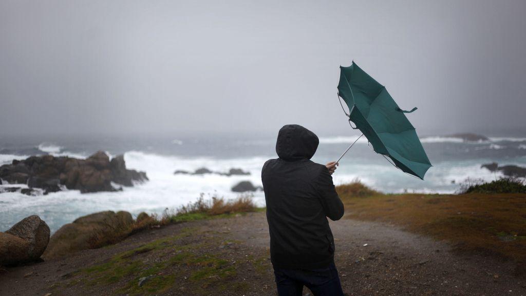 La mayor parte de la Península continuará en alerta por lluvia, viento y olas