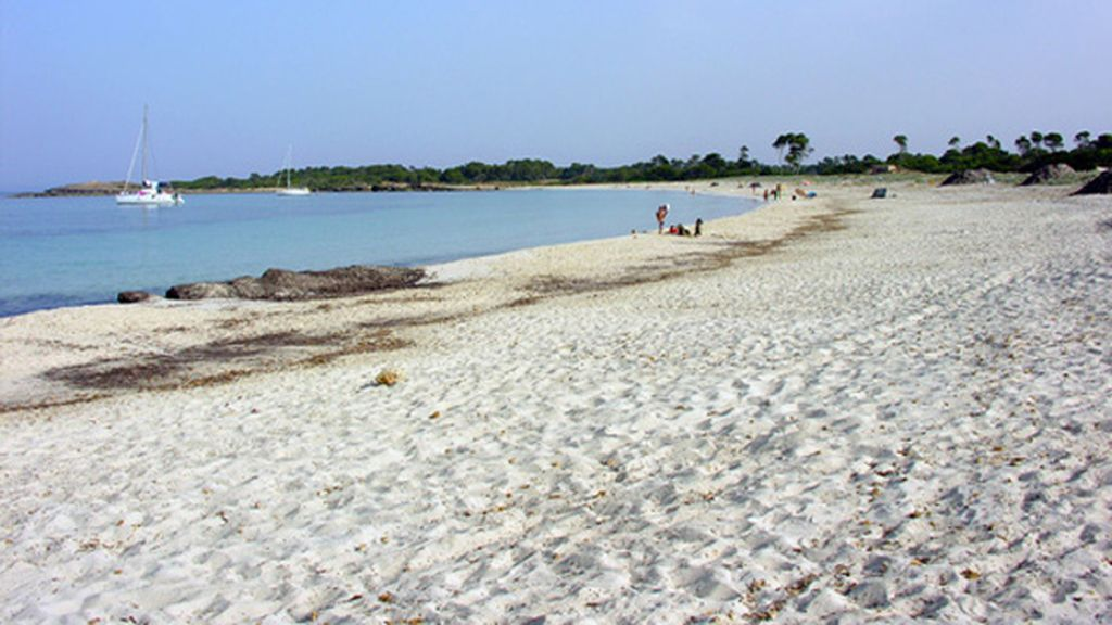 Playa de Es Caragol, Mallorca