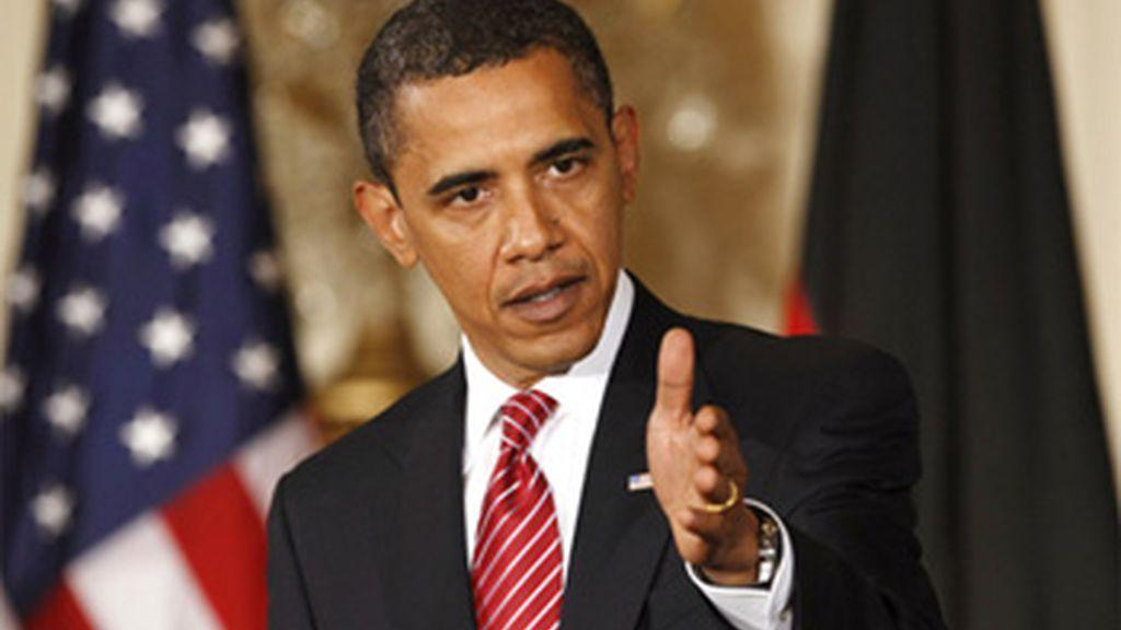 """Obama comunica a Zapatero que apoya sus """"difíciles pero necesarias"""" medidas"""