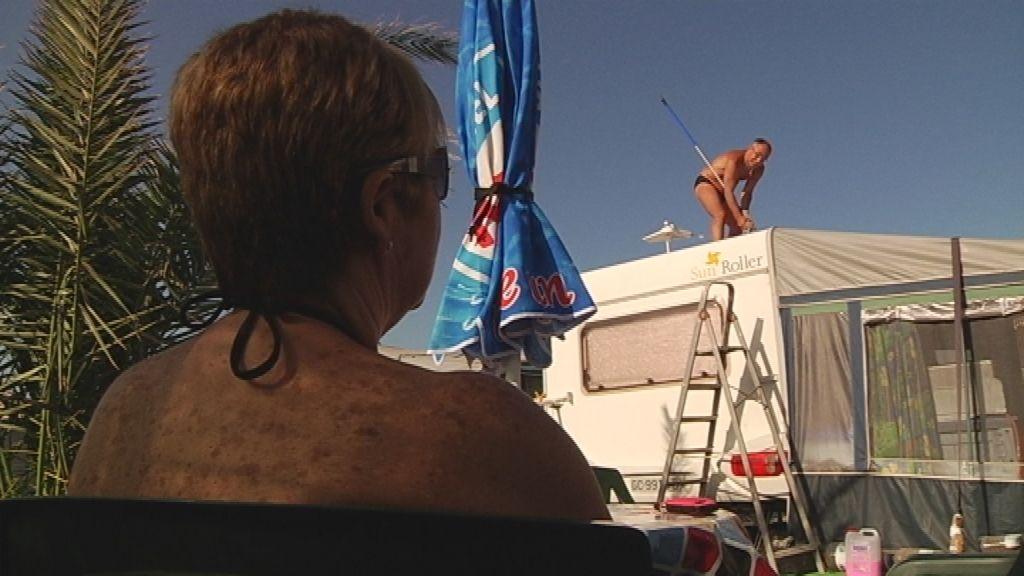 Callejeros: Camping y Playa