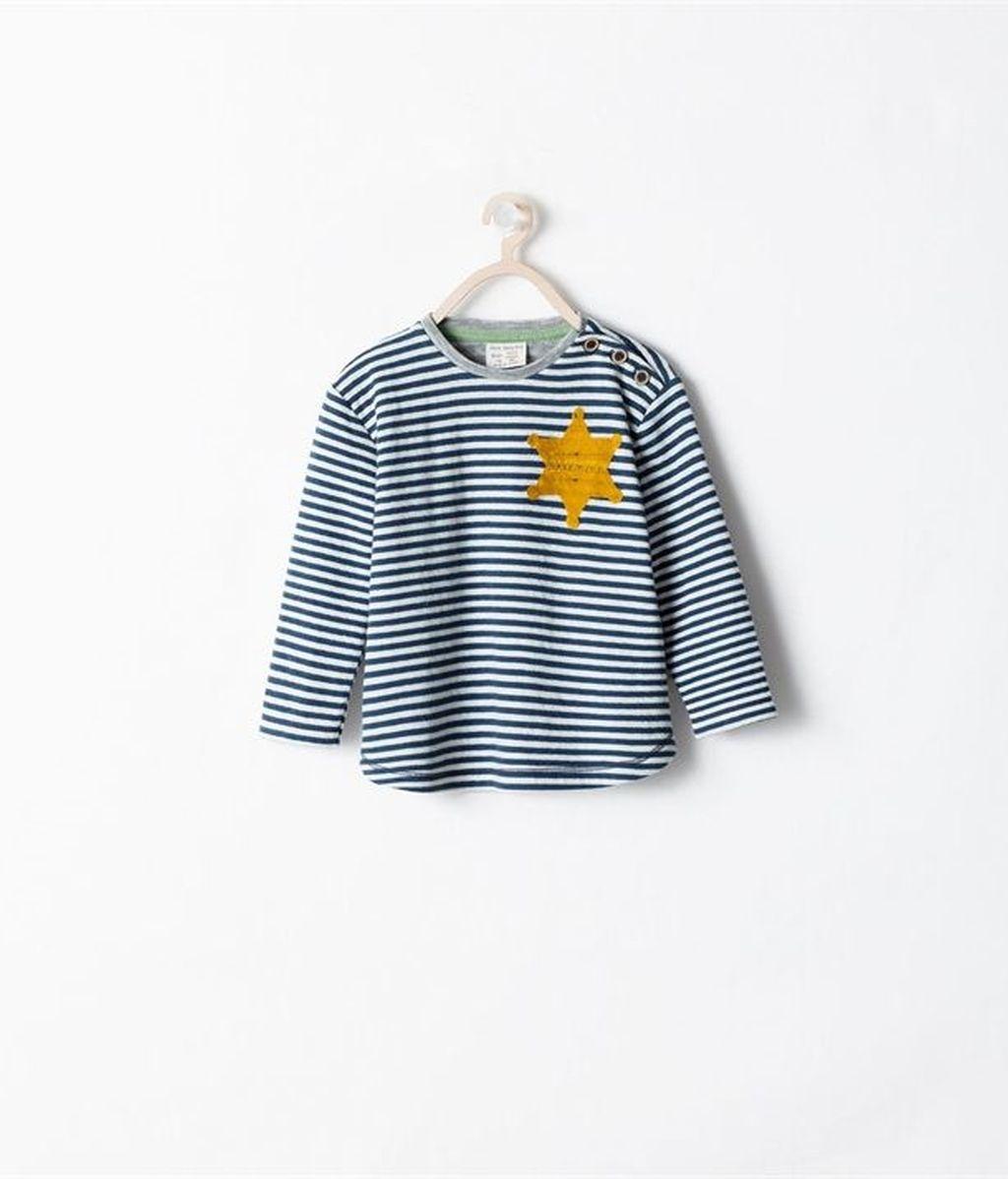 Zara retira una camiseta por su parecido con el atuendo en los campos de concentración