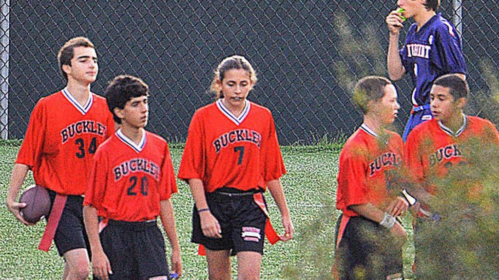 The Jackson team