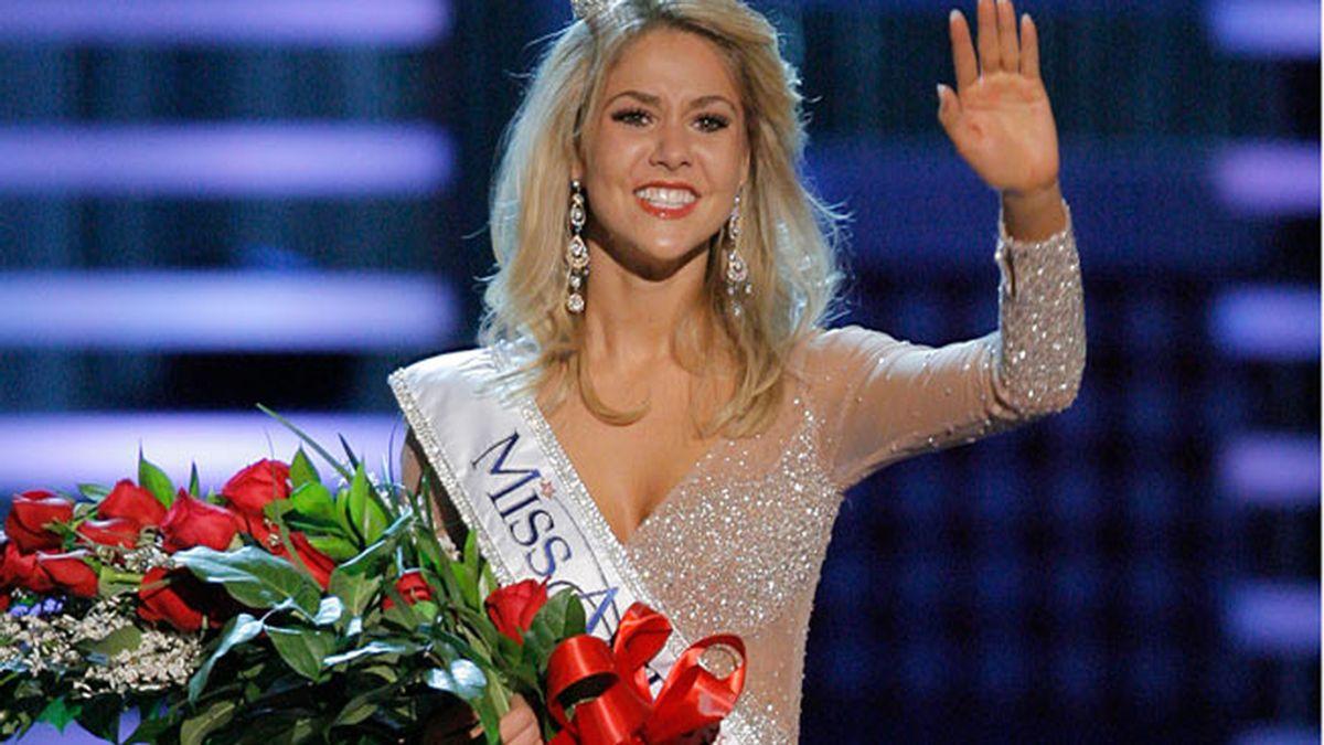 Miss America 2008. Foto. GTRES